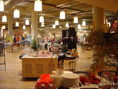 Anthropologie - Seattle